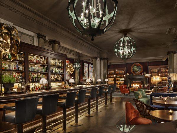 Rosewood London Scarfes Bar