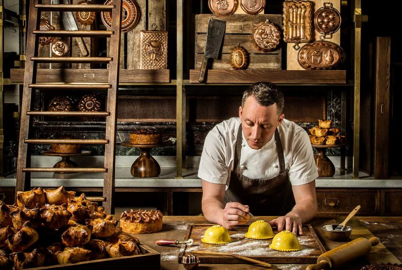 Rosewood London The Pie Room
