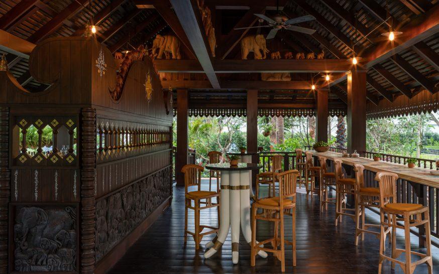 Rosewood Luang Prabang Elephant Bridge Bar