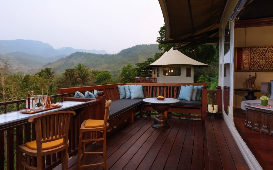 Rosewood Luang Prabang Hill Top Tents