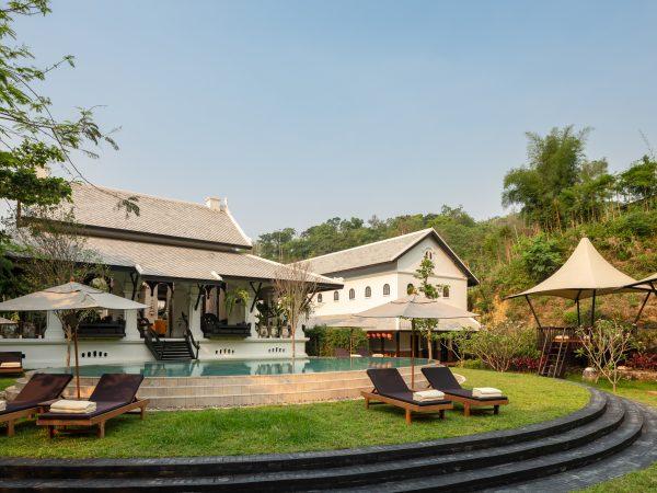 Rosewood Luang Prabang Pool