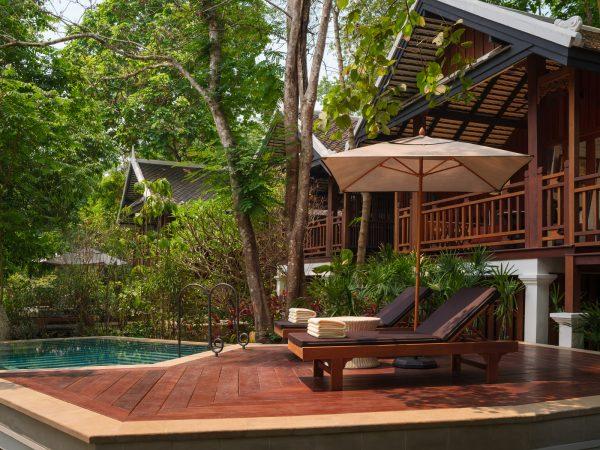 Rosewood Luang Prabang Waterfall Pool Villas