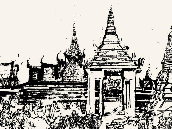 Rosewood Phnom Penh Art
