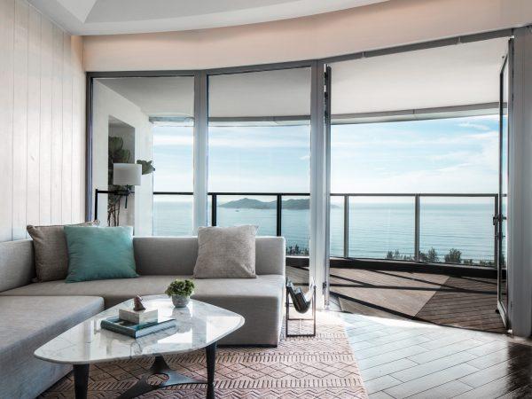 Rosewood Sanya Ocean View Lobby