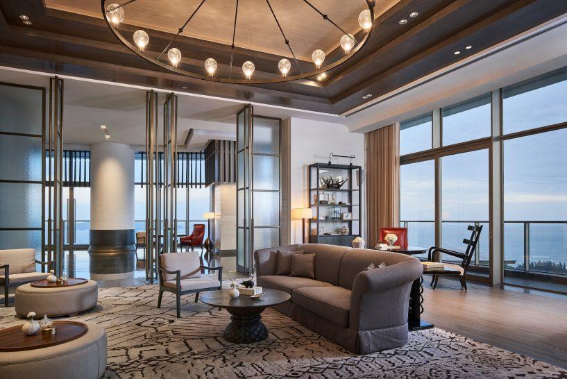 Rosewood Sanya Ocean View Suite