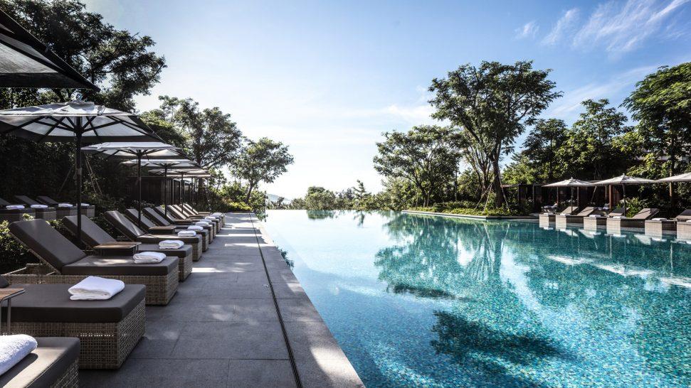 Rosewood Sanya Pool
