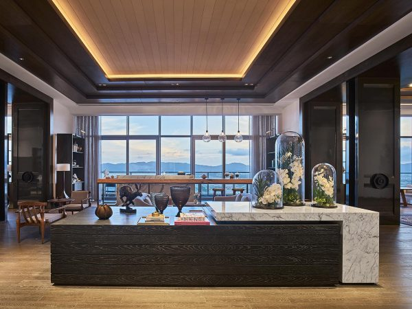 Rosewood Sanya The Lounge
