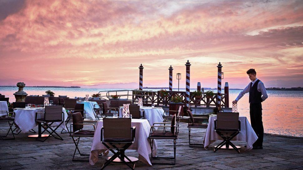 San Clemente Palace Kempinski Venice Acquerello Restaurant