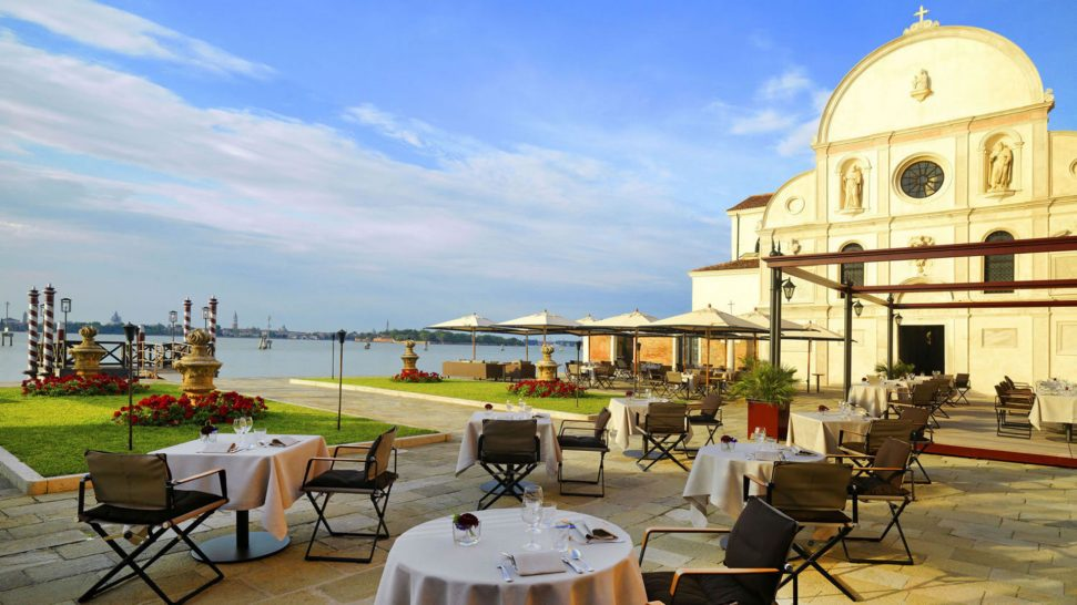 San Clemente Palace Kempinski Venice Insieme Restaurant