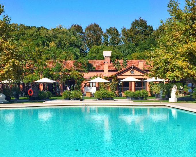 San Clemente Palace Kempinski Venice Pool