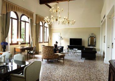 San Clemente Palace Kempinski Venice Tintoretto Suite Lagoon View