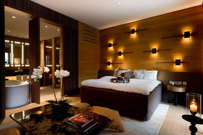 The Chedi Andermatt Deluxe Room