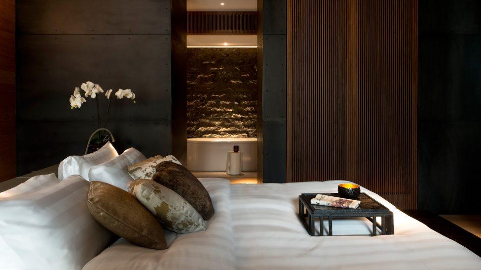 The Chedi Andermatt Deluxe Suite