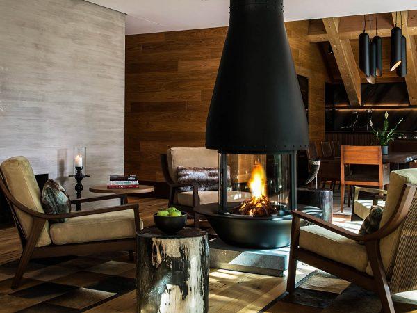 The Chedi Andermatt Furka Suite