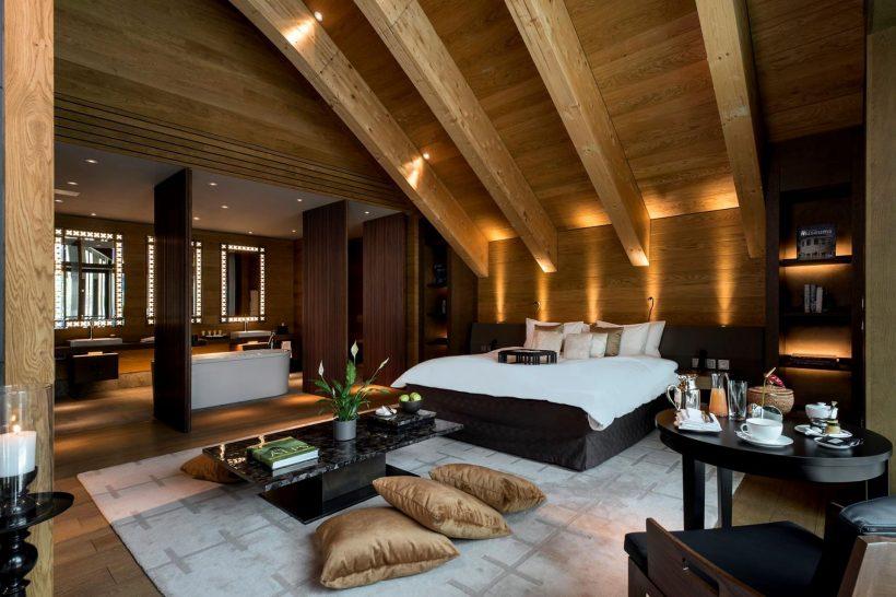 The Chedi Andermatt Gemsstock Suite