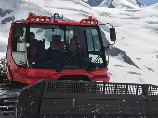 The Chedi Andermatt Gotthard Deep Snow Experience