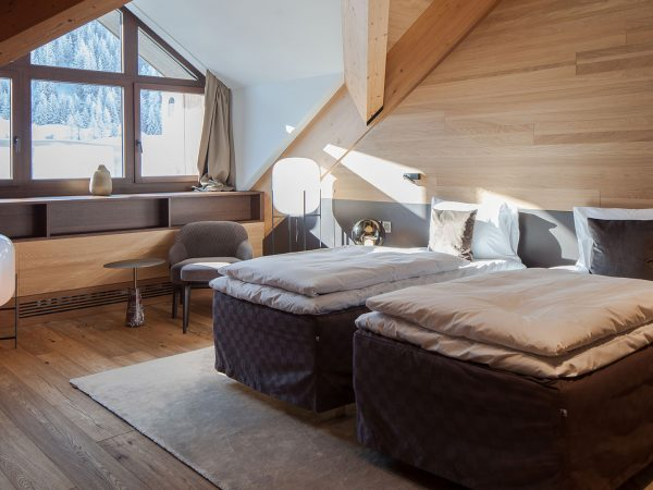The Chedi Andermatt Gotthard Suite