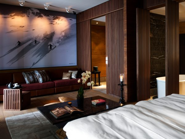The Chedi Andermatt Grand Deluxe Room