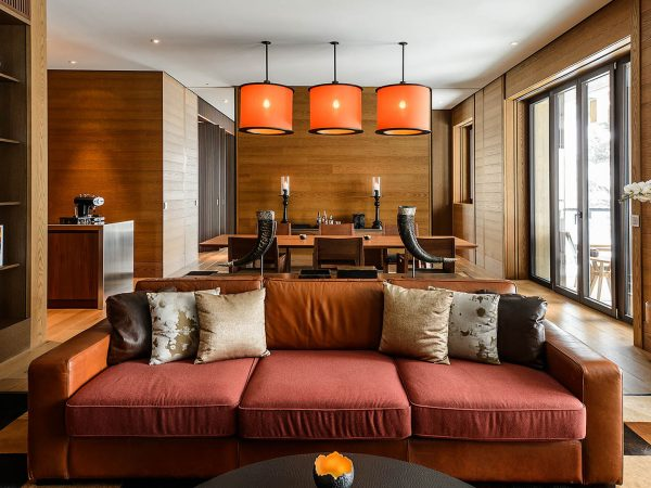 The Chedi Andermatt Grand Deluxe Suite