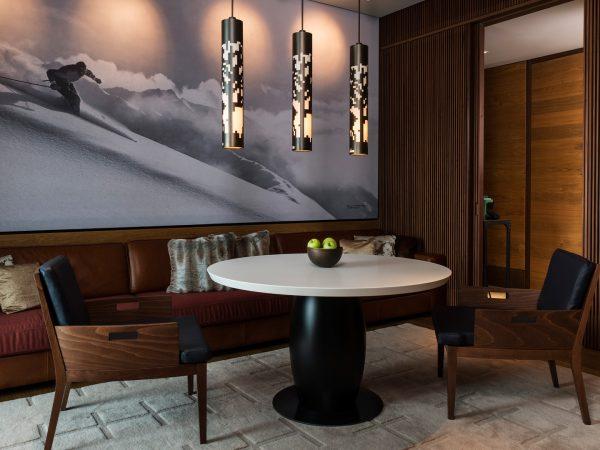 The Chedi Andermatt Junior Deluxe Suite