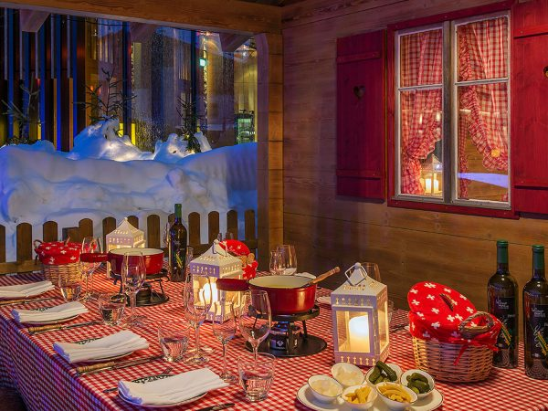 The Chedi Andermatt The Chalet