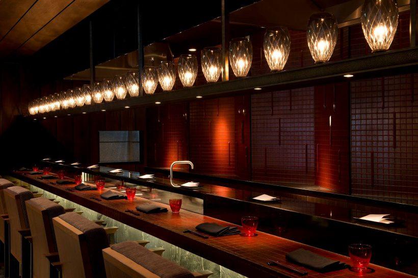 The Chedi Andermatt The Japanese Restaurant