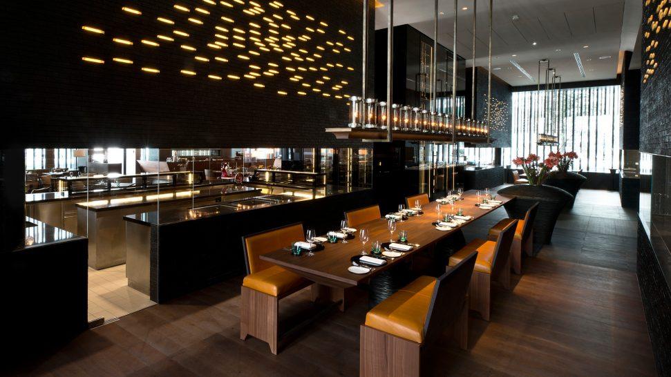 The Chedi Andermatt The Restaurant