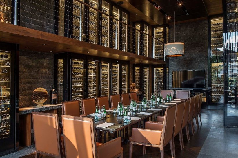 The Chedit Andermatt The Wine Library