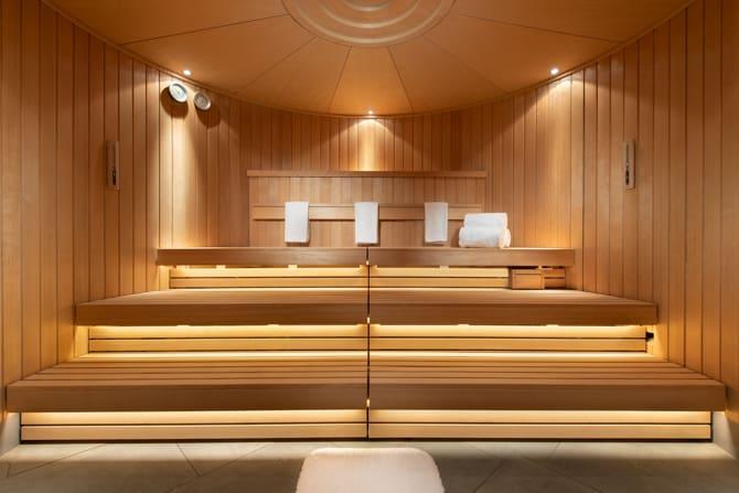 Shanghai sauna