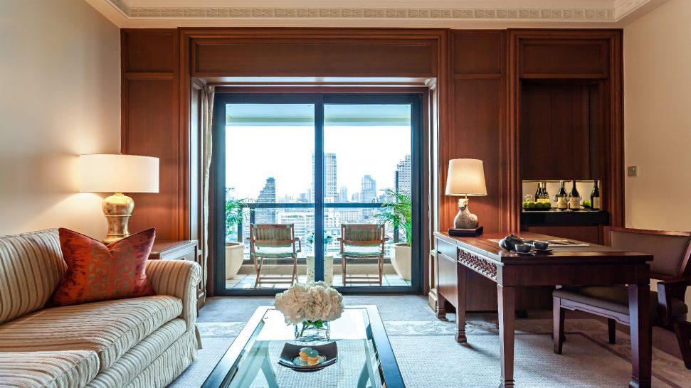 The Peninsula Bangkok Balcony Room