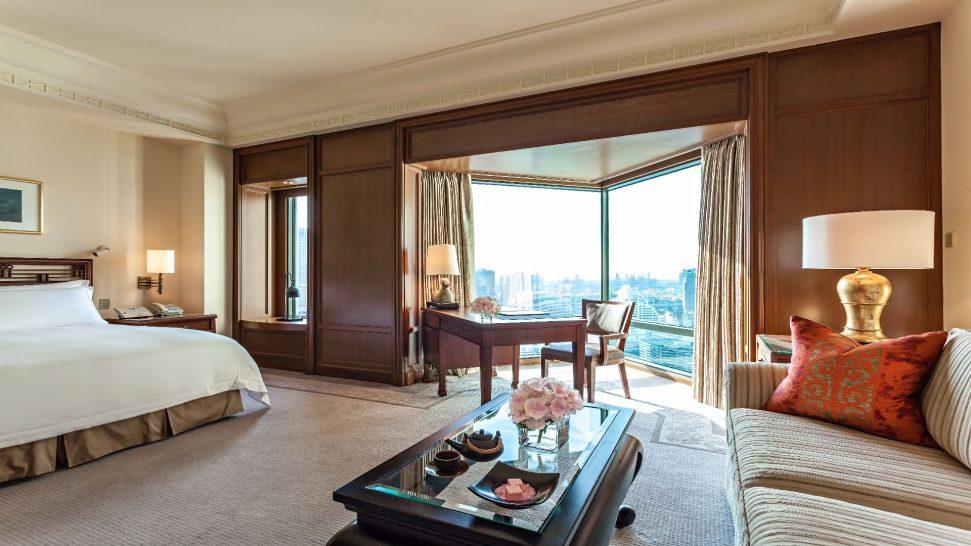 The Peninsula Bangkok Grand Deluxe Room