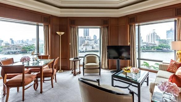 The Peninsula Bangkok Grand Deluxe Suite