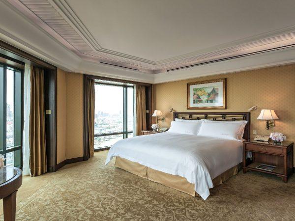 The Peninsula Bangkok Grand Terrace Suite