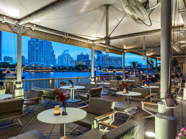 The Peninsula Bangkok River Bar