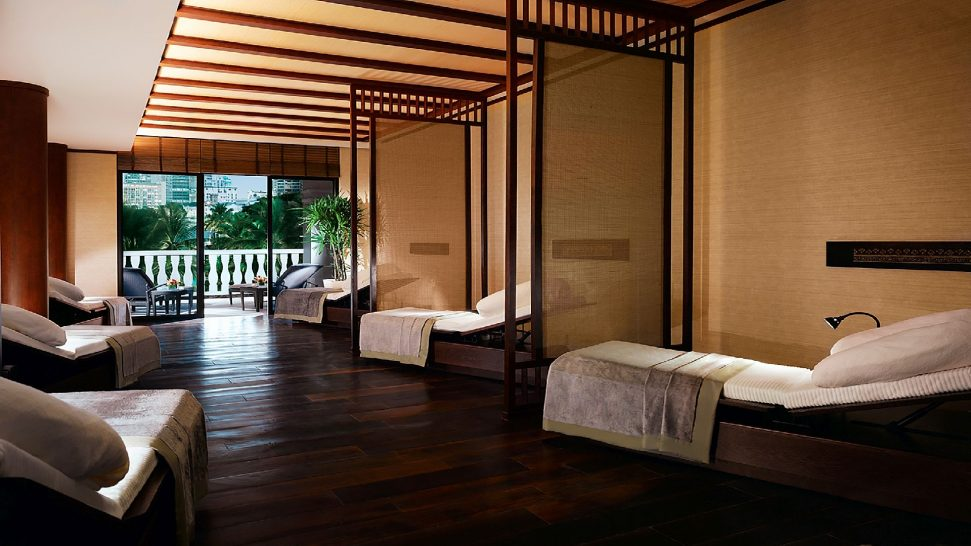 The Peninsula Bangkok The Peninsula Spa Relaxation Lounge