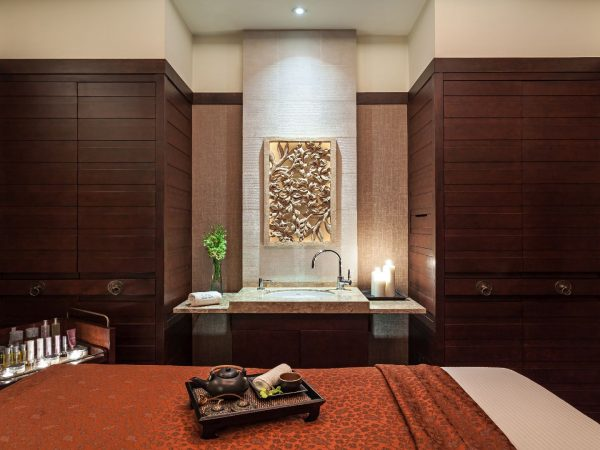 The Peninsula Bangkok The Peninsula Spa Treatment room
