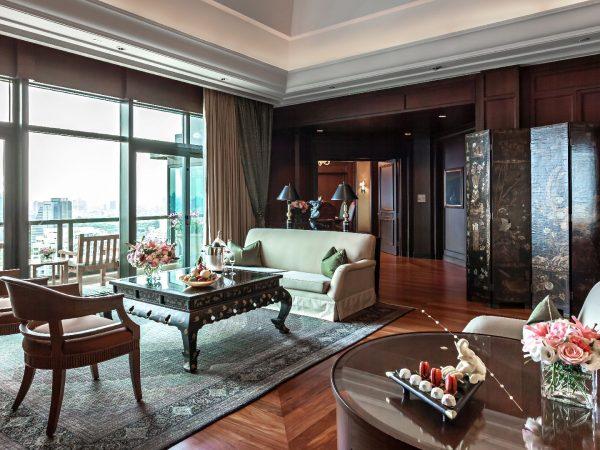 The Peninsula Bangkok The Peninsula Suite