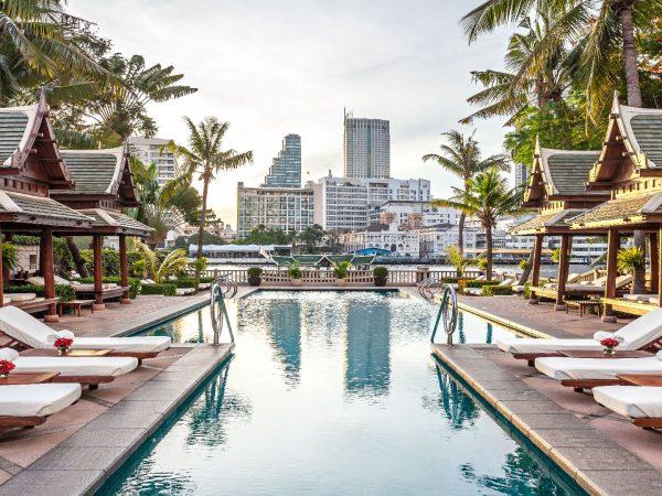The Peninsula Bangkok The Pool