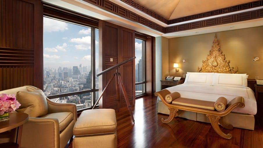 The Peninsula Bangkok The Thai Suite