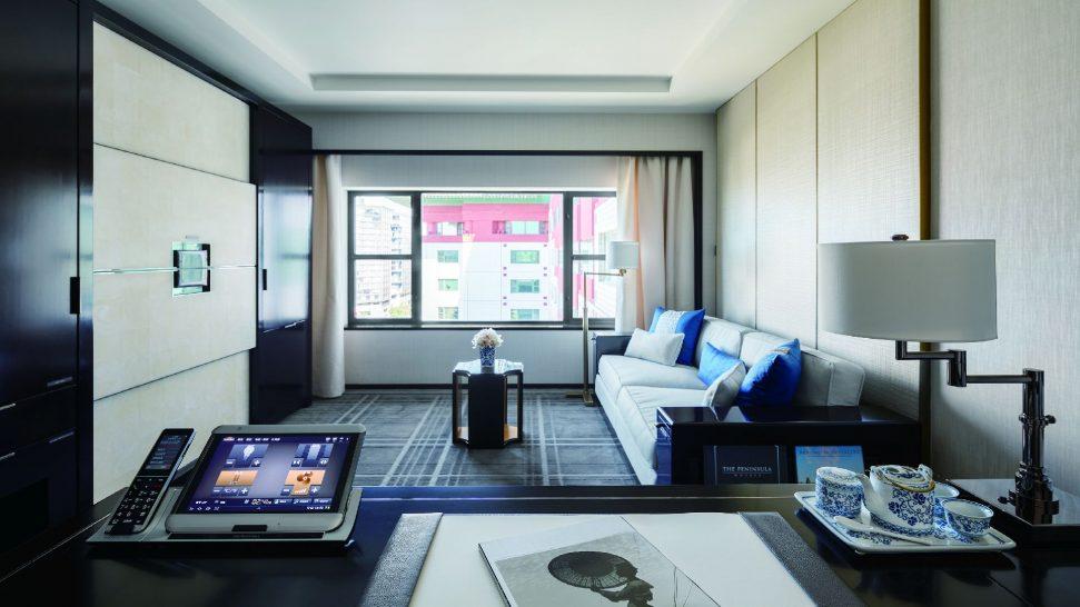 The Peninsula Beijing Premier Suite