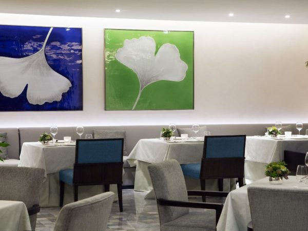 The Peninsula Beijing Dining room of Jing restaurant