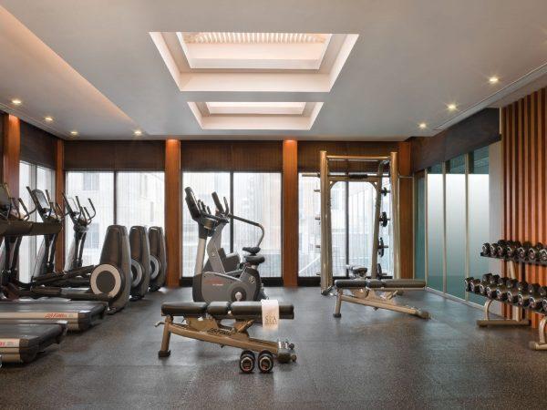 The Peninsula Beijing Fitness Center