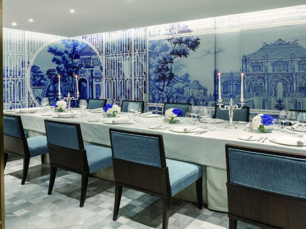 The Peninsula Beijing Jing Restaurant Private Dining Room