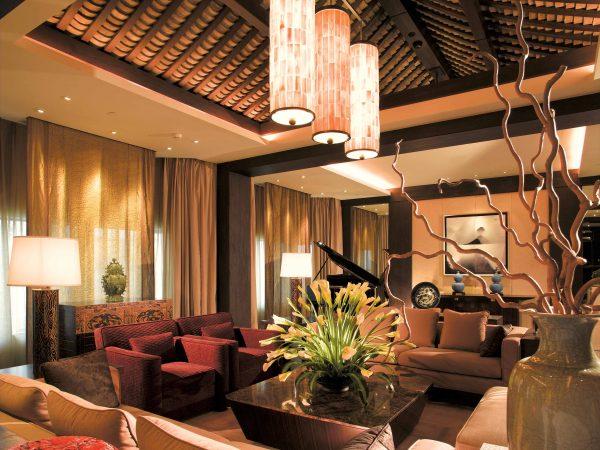 The Peninsula Beijing Peninsula Suite Living Room