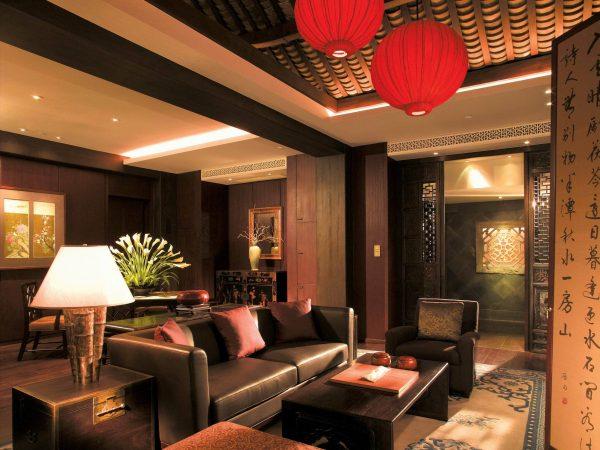 The Peninsula Beijing Peninsula Suite Reading Room