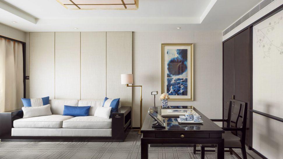 The Peninsula Beijing Deluxe Suite