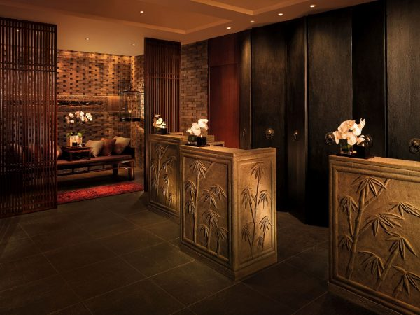 The Peninsula Beijing Spa Reception