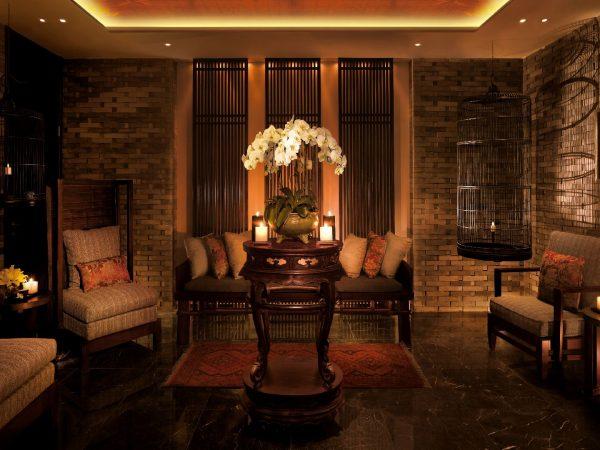 The Peninsula Beijing Spa Tea Lounge