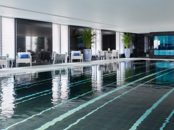 The Peninsula Beijing Swimming Pool