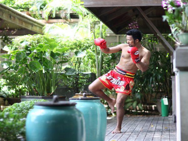 The Peninsula Bnagkok Thai Martial Art